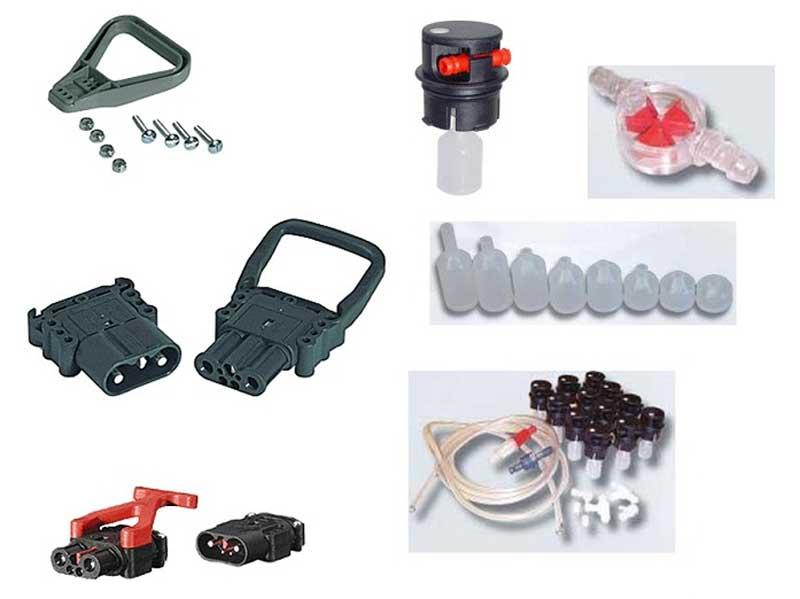 Batterij onderdelen en toebehoren