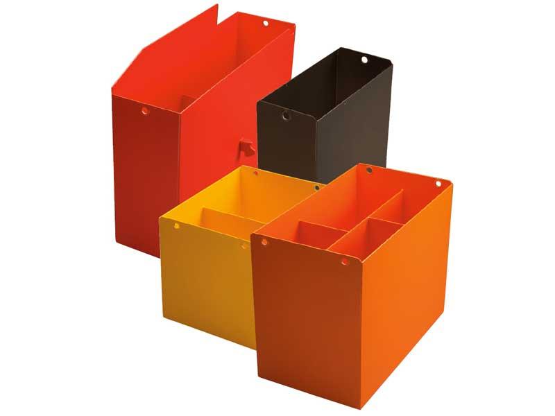 Batterijcontainer