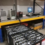 testruimte tractie accu batterijen reviseren regenereren herstellen opknappen